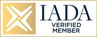 IADA Verified Member emblem