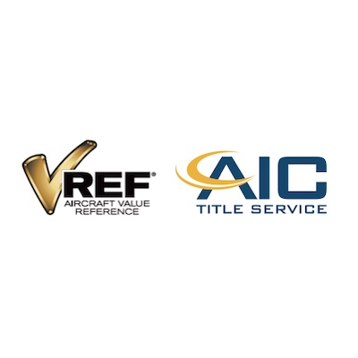 VREF Aircraft Reference Value & Appraisal Services Announces Partnership with AIC Title Service for VREF Verified Reports.