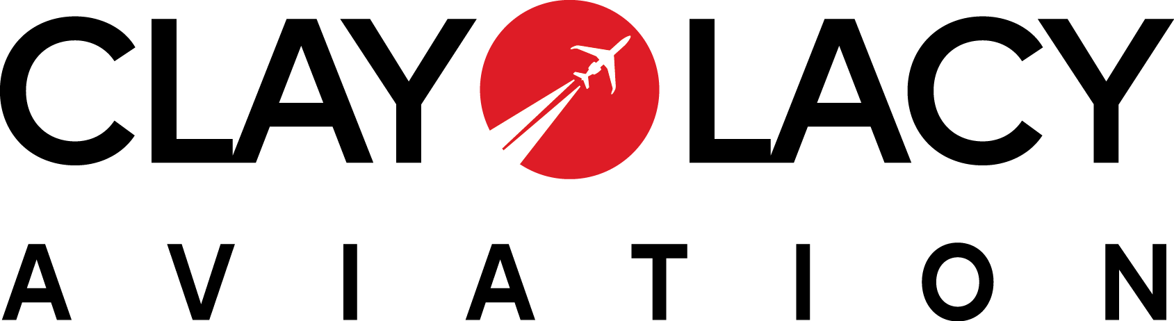 Clay Lacy Aviation logo