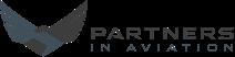 Partners in Aviation logo