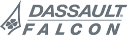 Dassault Falcon Jet Corp. logo