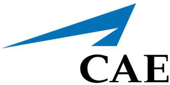 CAE SimuFlite logo